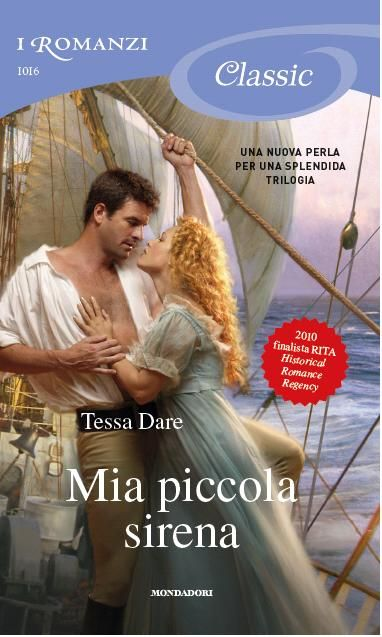 mia piccola sirena Tessa Dare - Cerca con Google