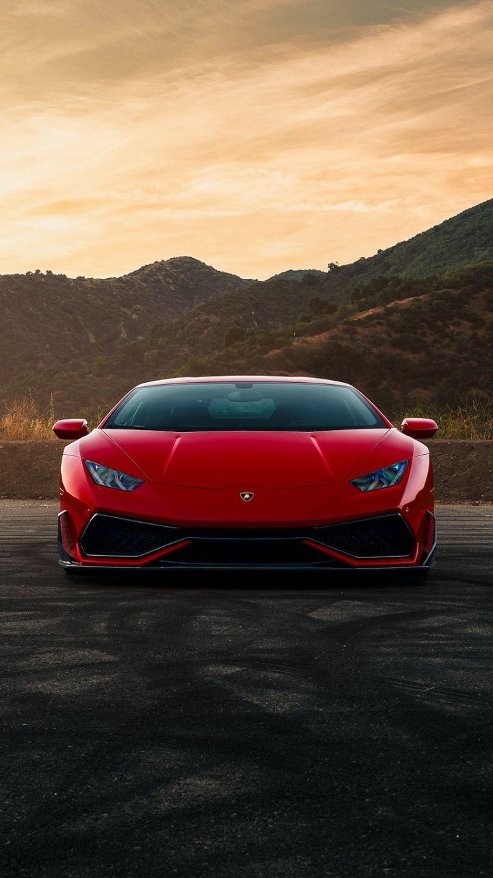 720x1280 Car Red Lamborghini Huracan Wallpaper Red Lamborghini Lamborghini Huracan Lamborghini Cars
