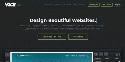 Vectr, Free Online Vector Graphics Editor