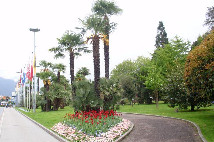 Locarno - Giardini