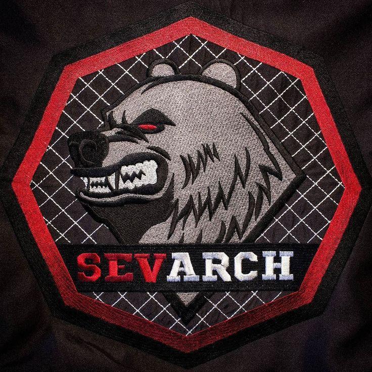 Sev Arch - #sevarch #sevarchgym #izšūšana #embroidery #вышивка #rīga #latvija #fight #fightclub #pankration #sport #рига #латвия #спорт #панкратион #fighters  #cīņasklubs  #бойцовскийклуб
