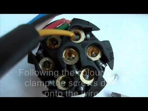 How to wire up your trailer plug - Midas Randburg