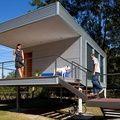 'Think Tank' : Una moderna oficina en el patio trasero de tu casa