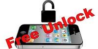 Free Factory Unlock iPhone 4, 4S, 5