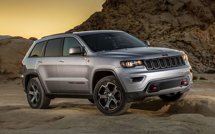 Jeep Grand Cherokee Trailhawk Wallpapers Drivesus