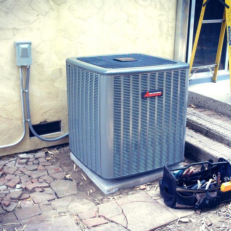 Best Central Air Conditioning Installation Design Ideas ~ http://lovelybuilding.com/central-air-conditioning-installation-for-your-house/