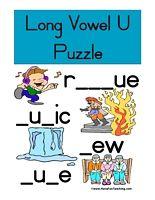 long-vowel-u-puzzle