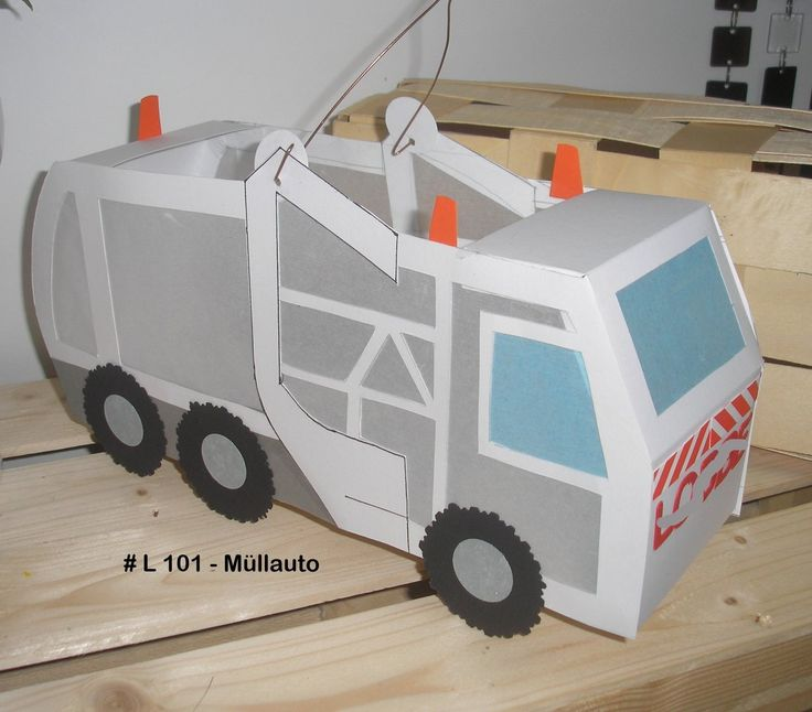 Müllauto*** (Anleitung)