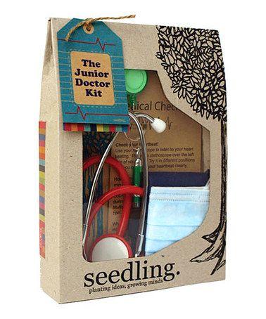 The Junior Doctor Kit by Seedling