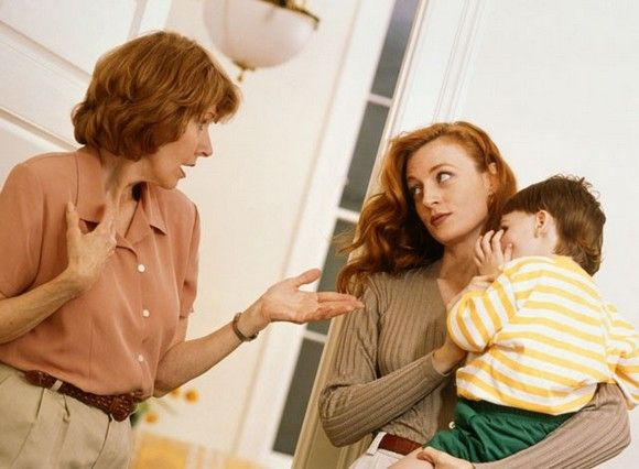 How To Deal With Mother-In-Law Problems