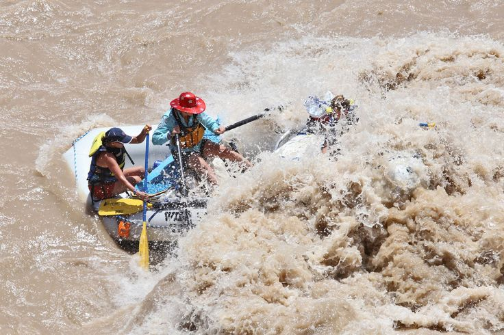 This is me rafting on the Colorado River near Moab!