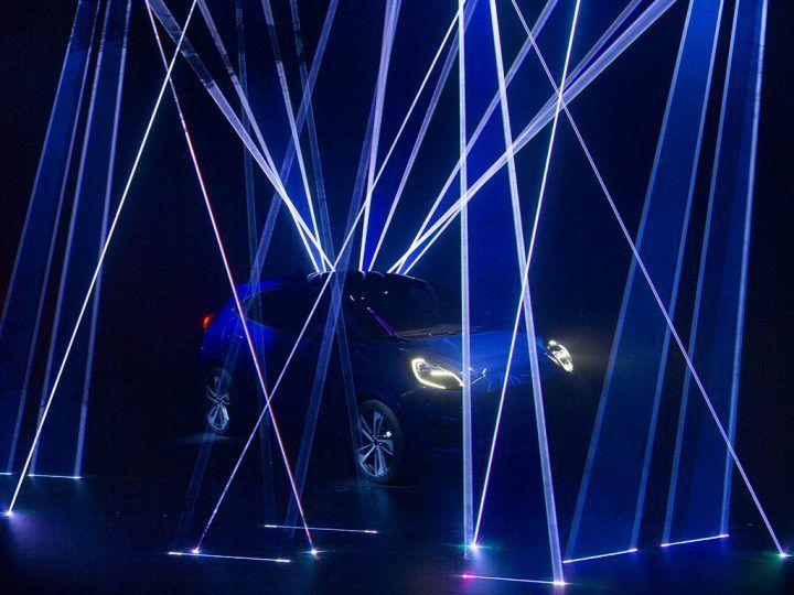 Ford neckt den kommenden Puma #Ford #CarDesign #SUV #Crossover # …