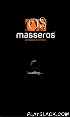 Os Masseros  Android App - playslack.com , Aplicativo Delivery contendo cardápio digital. Os Masseros Esfiharia e Pizzaria Delivery é a mais nova opção de pizza e esfiha de São José dos Campos. Avenida Doutor Adhemar de Barros, 683Jardim São DimasSão José dos Campos, SP