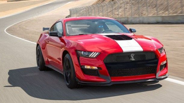 2020 Ford Mustang Shelby Gt500 View Design Technology And