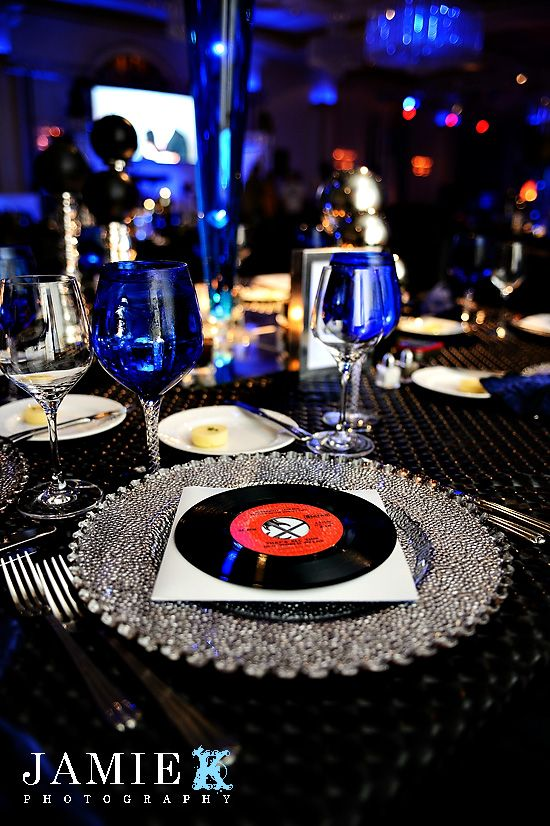 34 best images about bat mitzvah themes on pinterest museum of nature bat mitzvah party and - Rock n roll dekoration ...