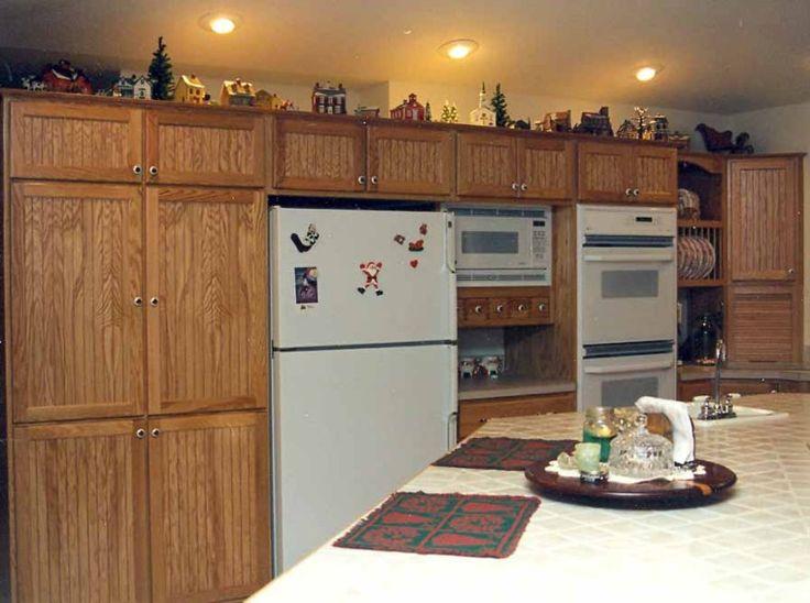 113 best Kitchen Cabinets images on Pinterest | Kitchens, Kitchen ...