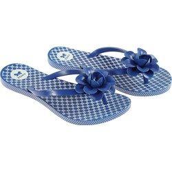 JAPONKI ZAXY 81644 FLOWERS FEM BLUE