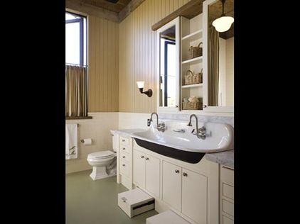 Brockway Sink Kohler : ... sink sinks stepstool bathroom ideas traditional bathroom trough sink