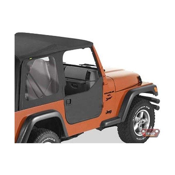 Kit de medias puertas Wrangler TJ - Jeep Hispano