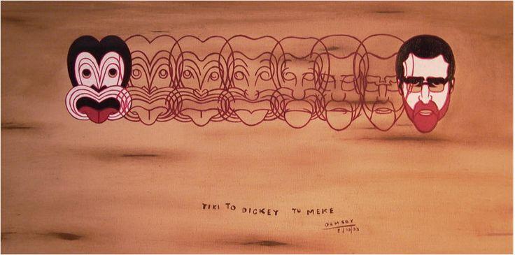 'Tiki to Dickey Tu Meke' by James Ormsby
