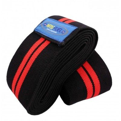 NRGFUEL Weight Lifting Knee Wraps