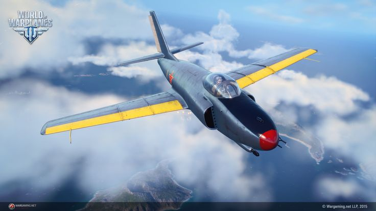 Shenyang JL-1A-37 | World of Warplanes