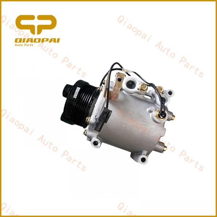 Check out this product on Alibaba.com APP High volumetric efficiency 12V clutch 6PK car air condition Scroll Compressor Japanese parts