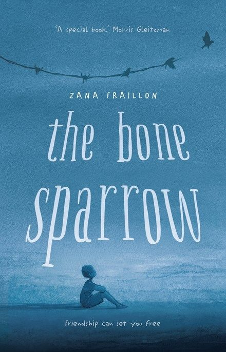The Bone Sparrow by Zana Fraillon - Books - Hachette Australia