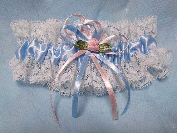 【ブライダルアクセサリー通販シェリーマリエ】【花嫁アイテム】フランス製リバーレースのアンクルガーターベルト