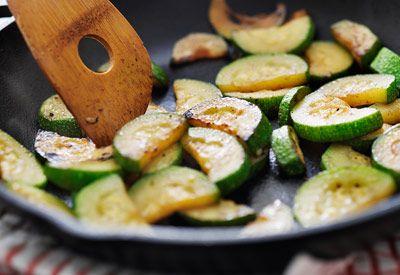 El Rancho Market and California Fresh Market - Recipe: Stir Fried Zucchini