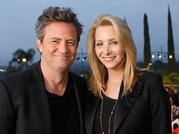 Lisa Kudrow & Matthew Perry: If It Were Up to Us, Friends Would Keep Going