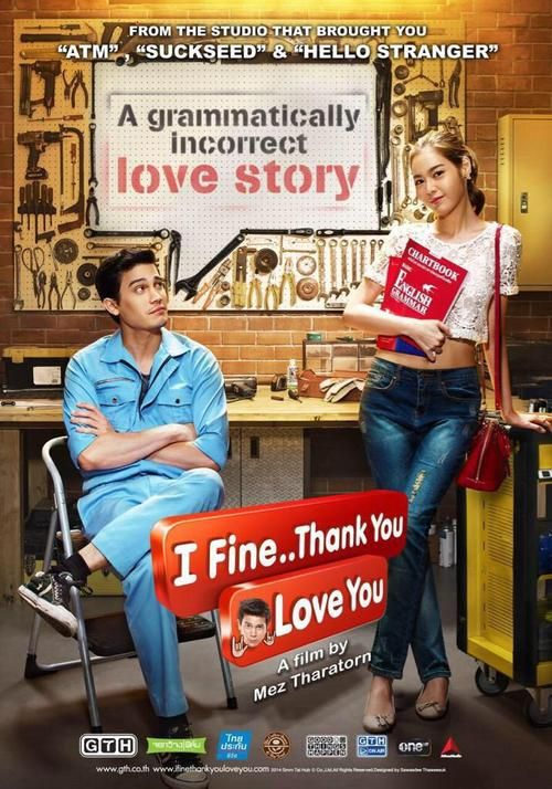 Nonton Film I Fine..Thank You Love You (2014) Online ...