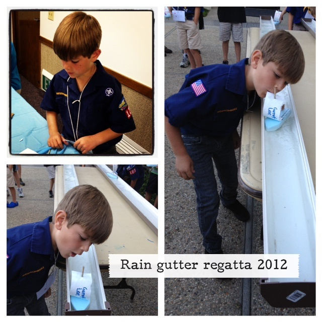 44 Best Rain Gutter Regatta Images On Pinterest Boy