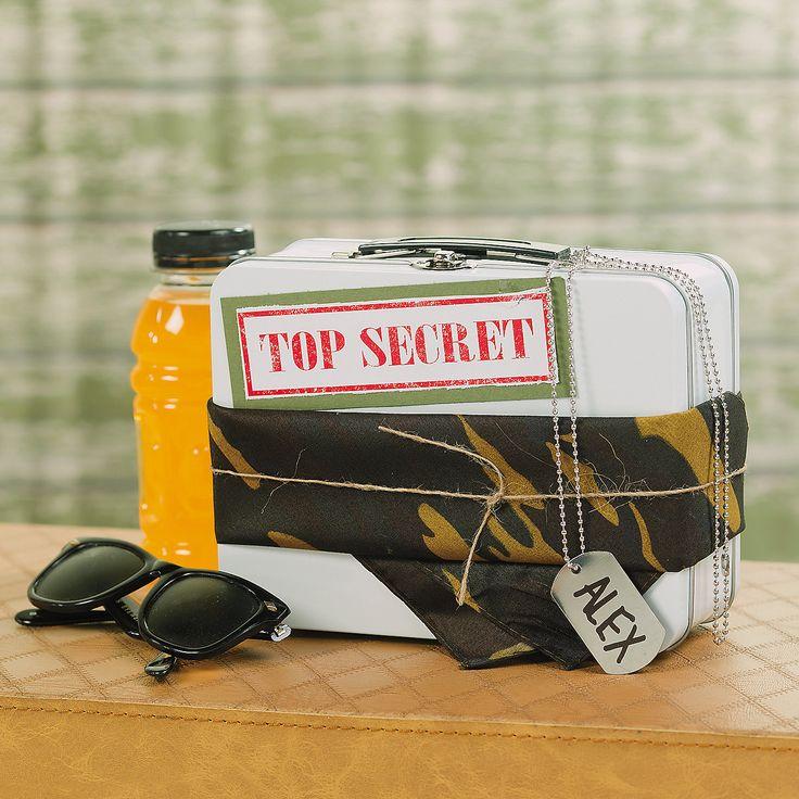 """Top Secret"" Party Favor - OrientalTrading.com"