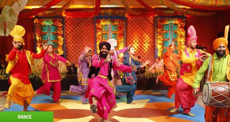 Punjabi Dance