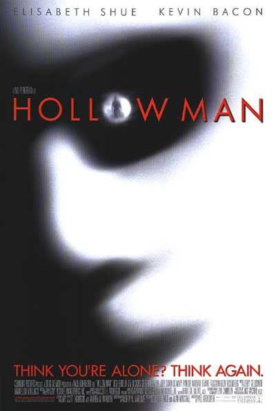 Hollow Man: https://2aughlikecrazy.wordpress.com/2014/08/25/the-invisible-man/