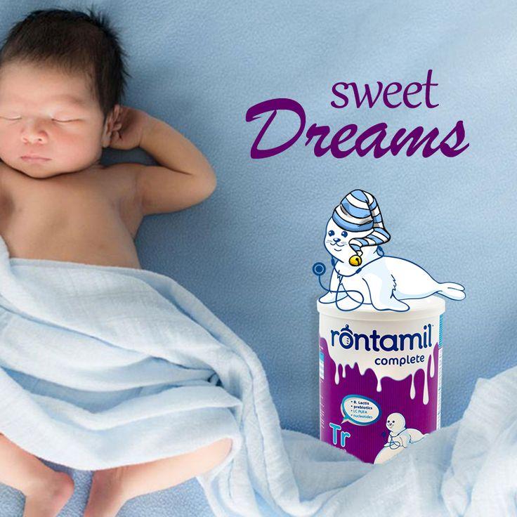 Τo Rontamil® Tr Complete είναι γάλα σε σκόνη κατάλληλο για τη διατροφή των βρεφών από τη γέννηση όταν ο μητρικός θηλασμός δεν εφαρμόζεται.