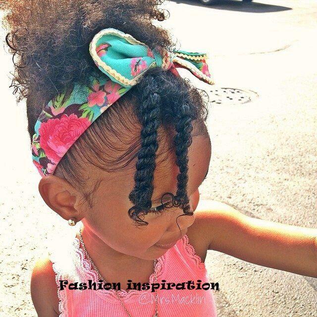 Superb 1000 Ideas About Black Toddler Hairstyles On Pinterest Short Hairstyles Gunalazisus