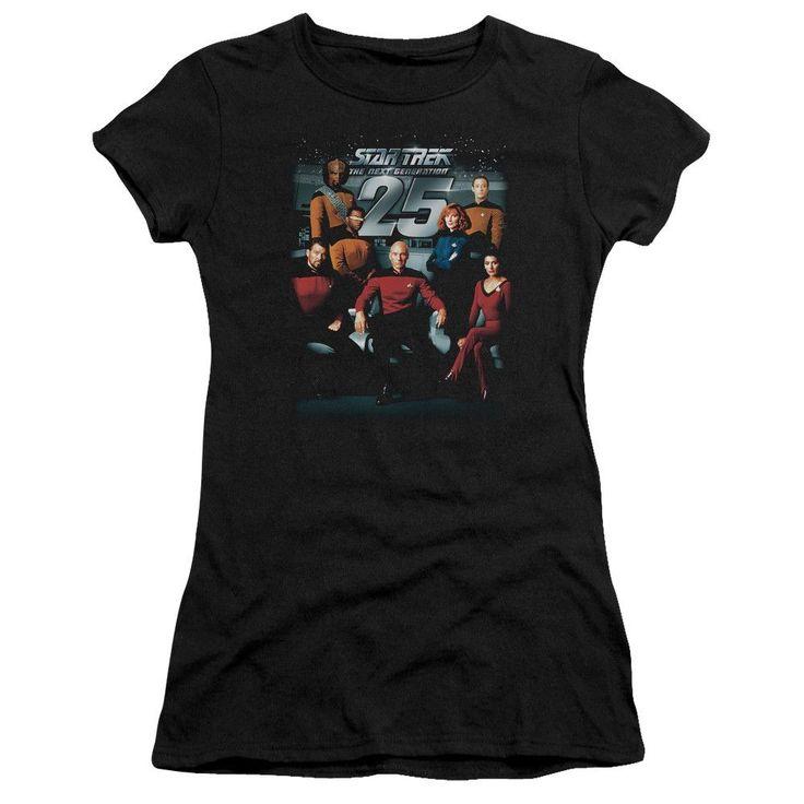 Star Trek 25th Anniversary Crew