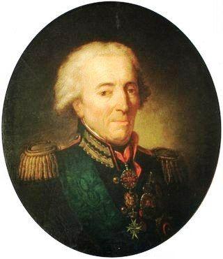 Светлейший князь Николай Иванович Салтыков (1736-1816)
