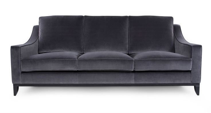 The Sofa & Chair Company Spencer  £3699.50 WAS £5285 (30% OFF) in dark for the penthouse