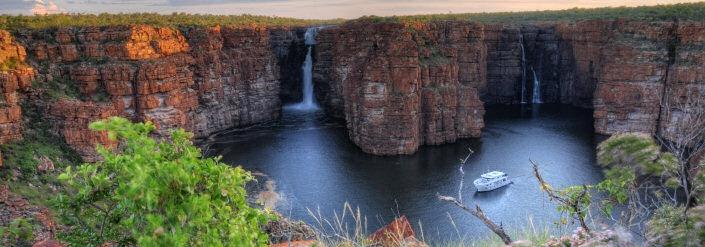 Cruising The Kimberley, Kimberley Quest II | Luxury cruises between Broome and Wyndham