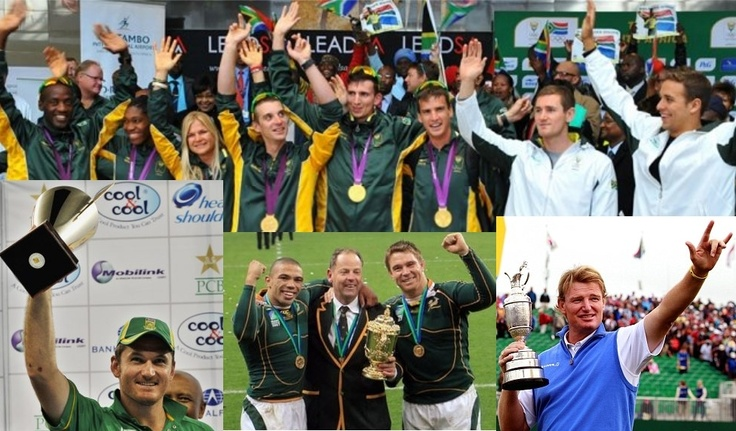 """Because we put the """"gold"""" in Green and Gold (#25Reasons to love SA)"""