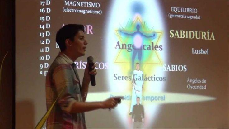 Matías De Stefano Las 4 Llaves Medellín Parte 1 de 3