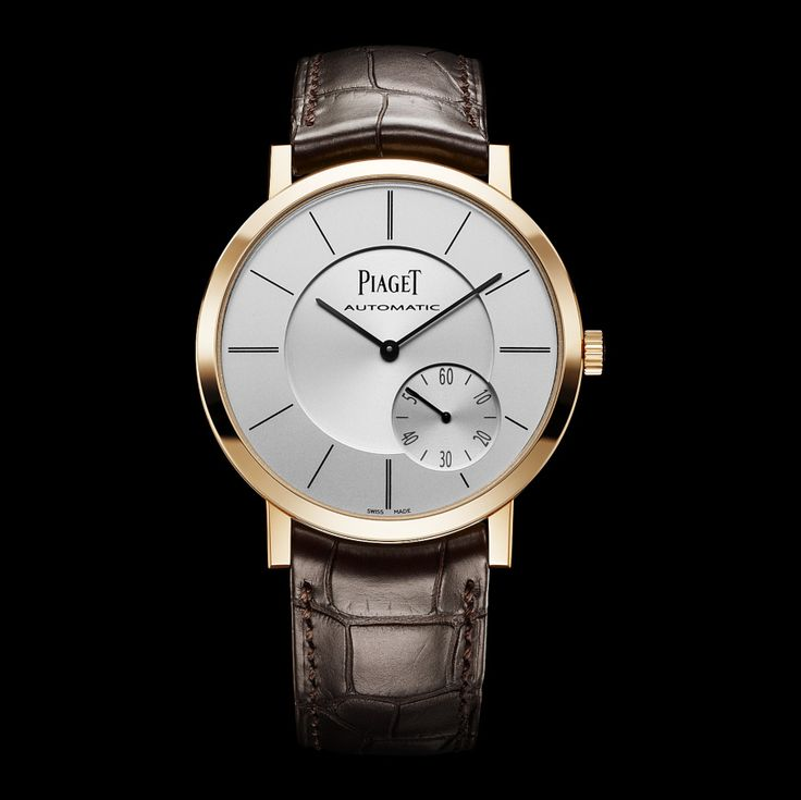 Rose gold Ultra-thin automatic Watch G0A35131 - Piaget Luxury Watch Online