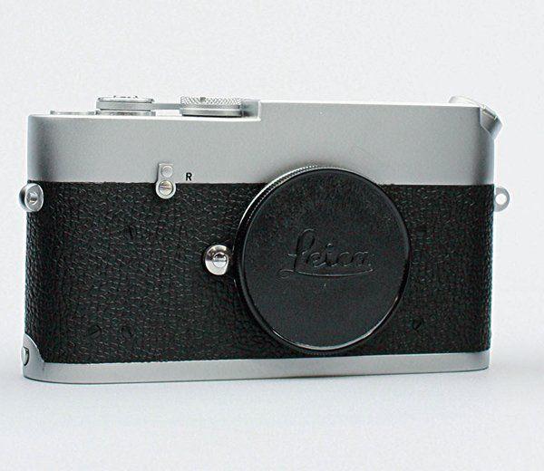 APPAREIL PHOTO Boîtier LEICA Mda 1361084, (boîte d'origine) sans objectif vers 197 - Lombrail-Teucquam - 19/10/2008