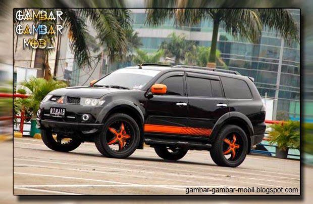 Mitsubishi pajero sport 2013 modified