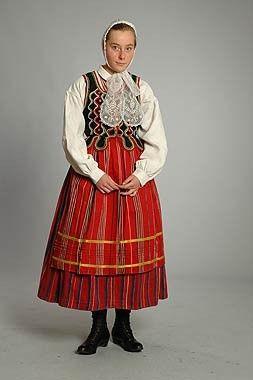Strój Regionalny (kobieta) - Radzyń