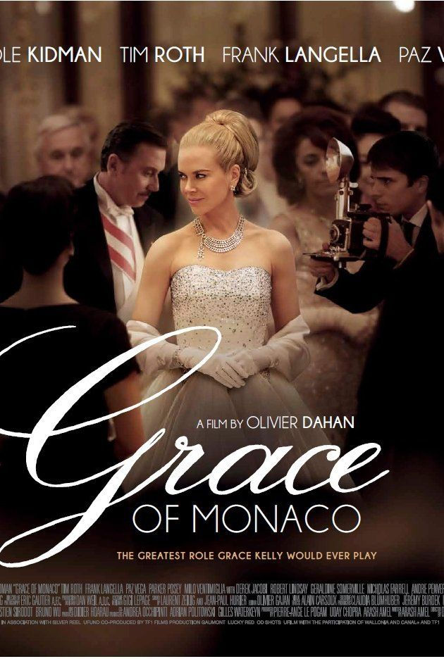 """Grace of Monaco"". A pretty little thing. But remember, not all that glitters is gold.♥♥"