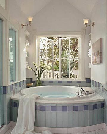 My Master Bath My Skin Would Be Permanently Wrinkled Because I Would Spend